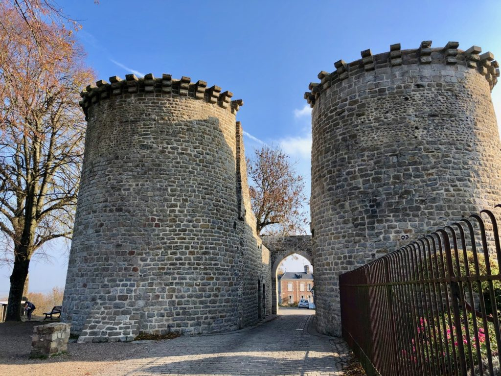 Balade Saint-Valery-sur-Somme tour Guillaume