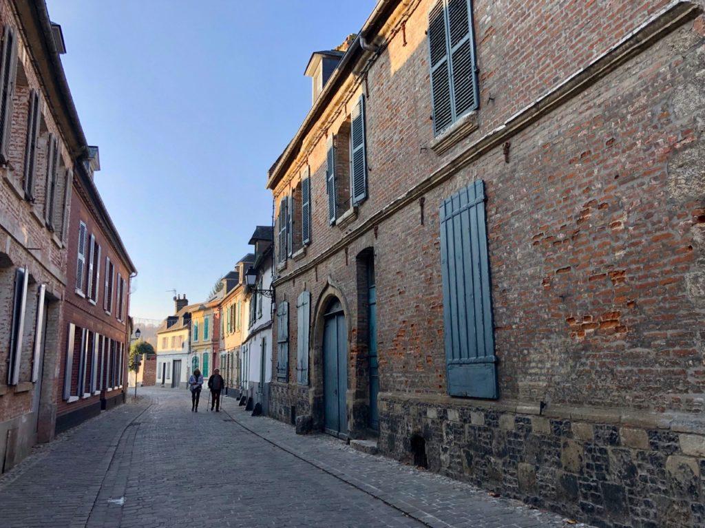 Balade Saint-Valery-sur-Somme vieille ville médievale