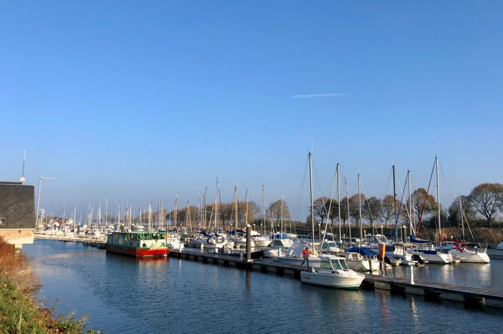 Balde Saint-Valery-sur-Somme port plaisance