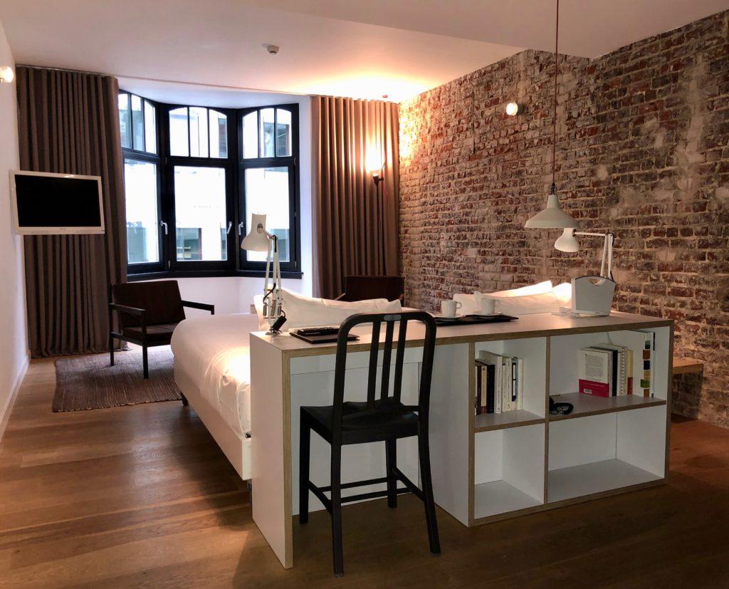 Bruxelles 9 Hotel Central suite
