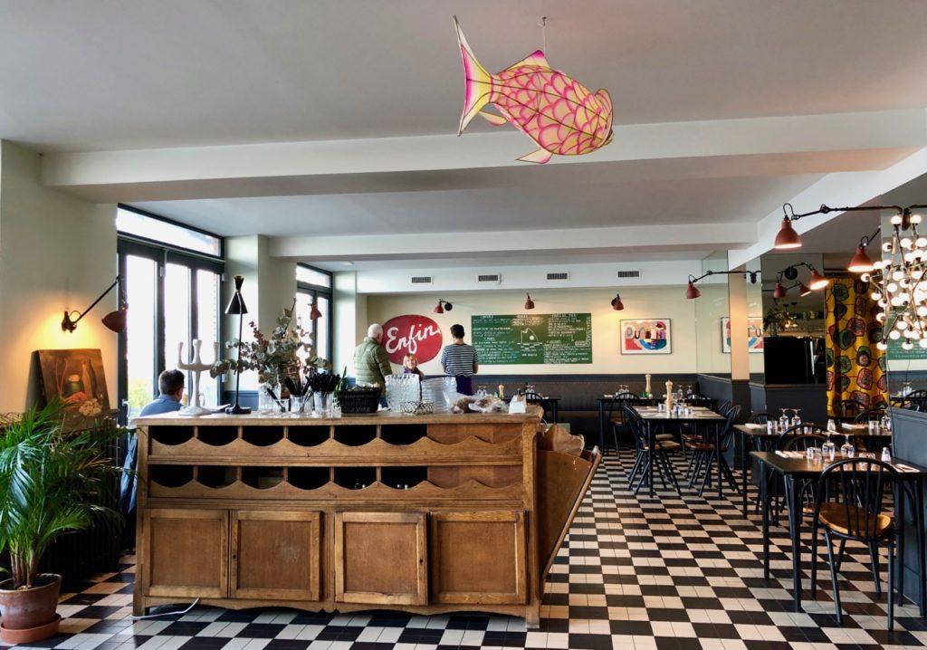Saint-Valery-sur-Somme - Les Pilotes salle restaurant