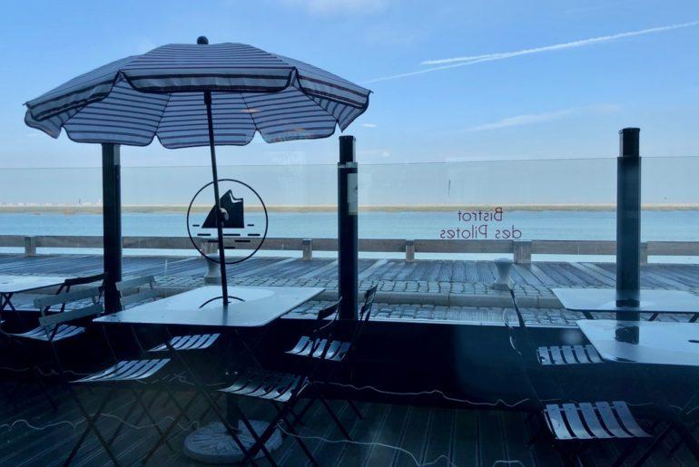 Sant-Valery-sur-Somme - Les Pilotes vue sur baie