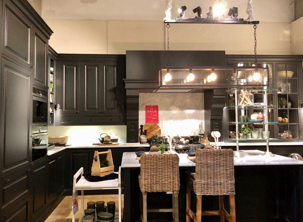 Slots Belgique cuisine noire
