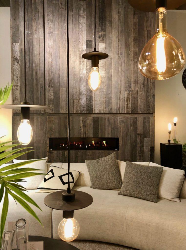 Slots Belgique lampes salon