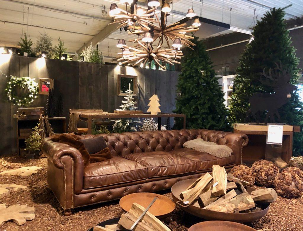 Slots Belgique salon ambiance bois