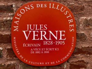 Amiens Maison Jules Verne - Maison des illustres