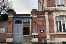 Amiens Maison Jules Verne extérieur
