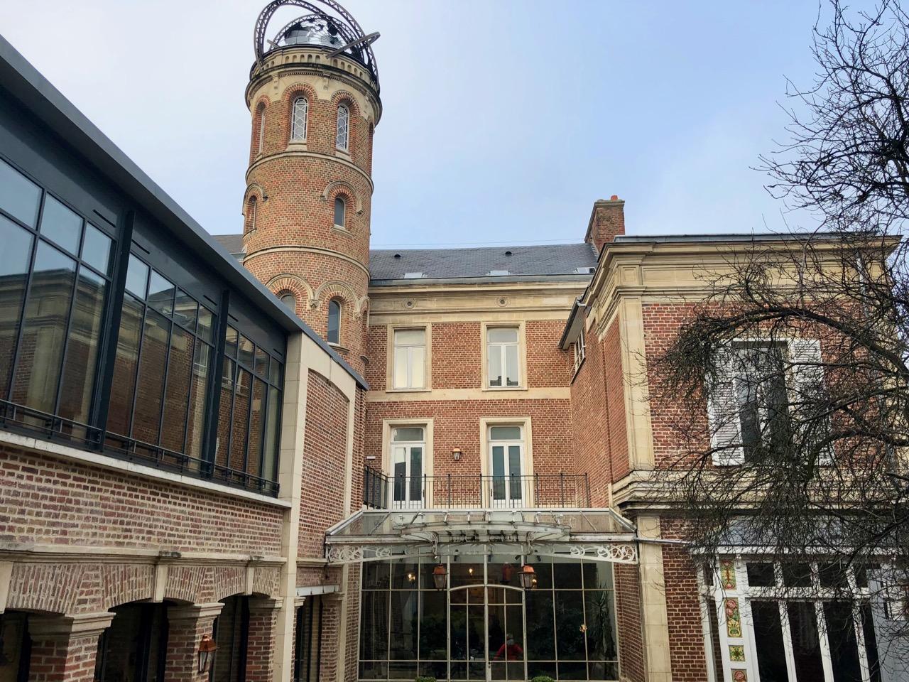 Decoratrice D Interieur Amiens amiens maison jules verne-interieur-cour - plus au nord