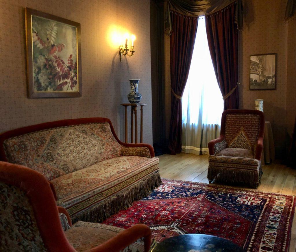 Amiens Maison Jules Verne salon Hetzel