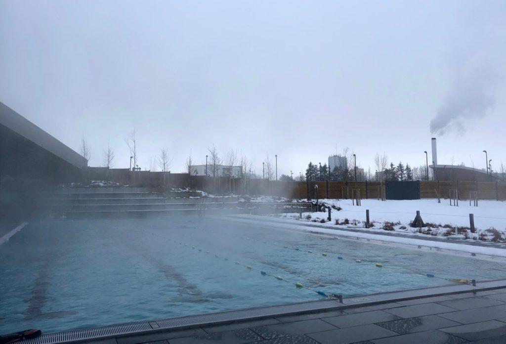 Douai Sourcéane bassin piscine extérieure