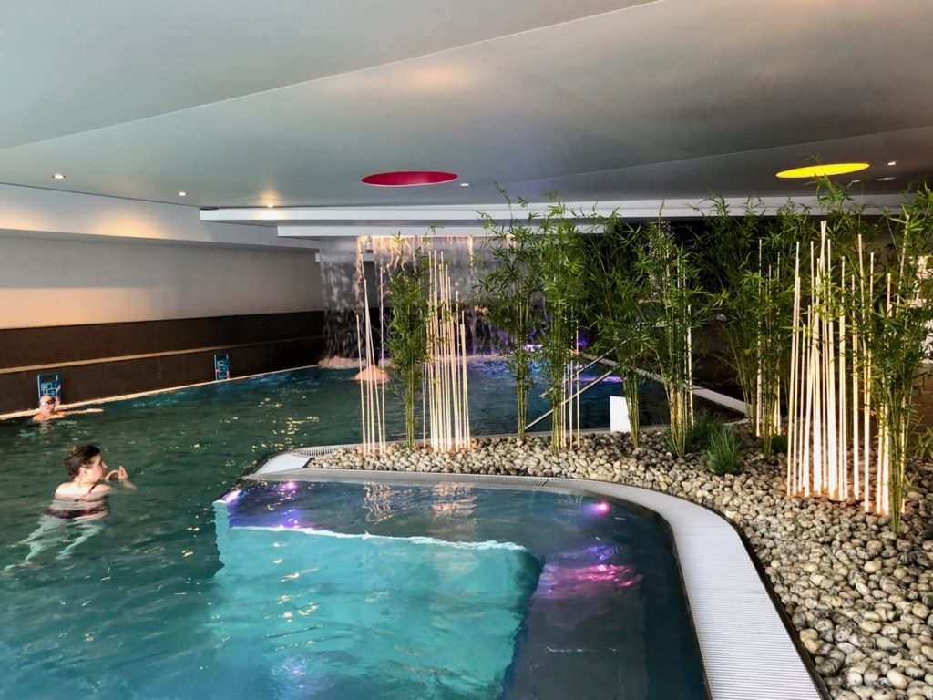 Douai Sourcéane bassin spa