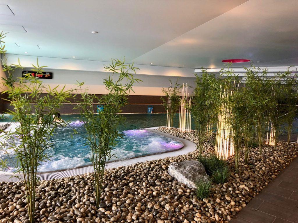 Douai Sourcéane bassin zone spa
