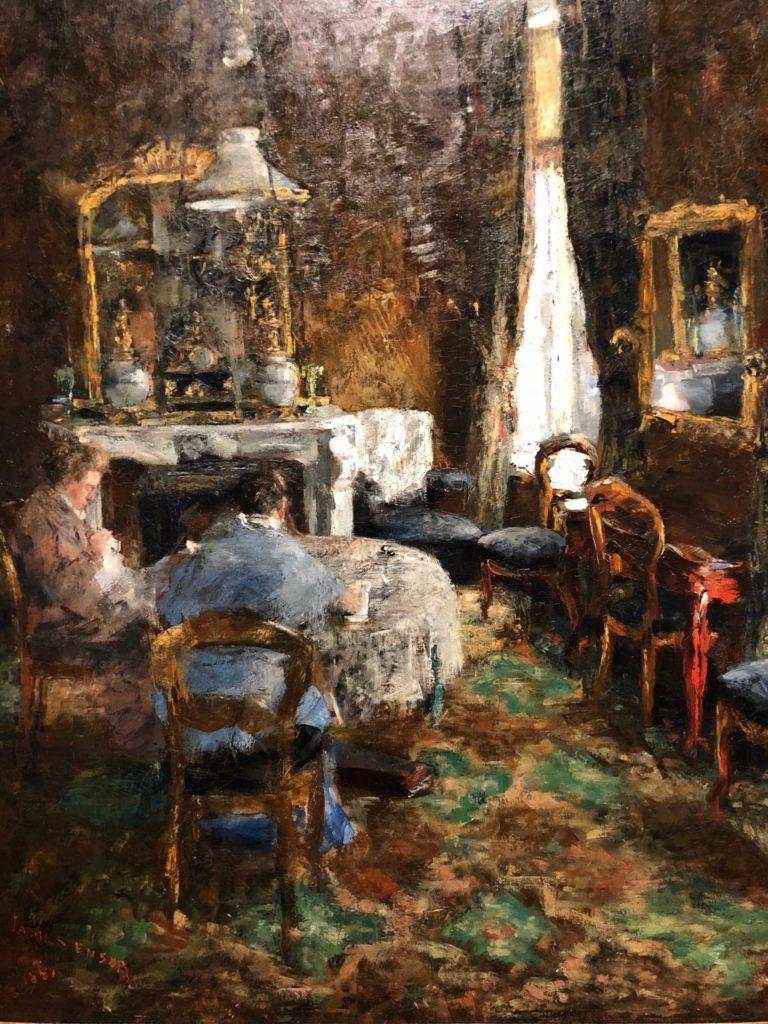 Ensor-Reves-de-nacre-Le-Salon-bourgeois