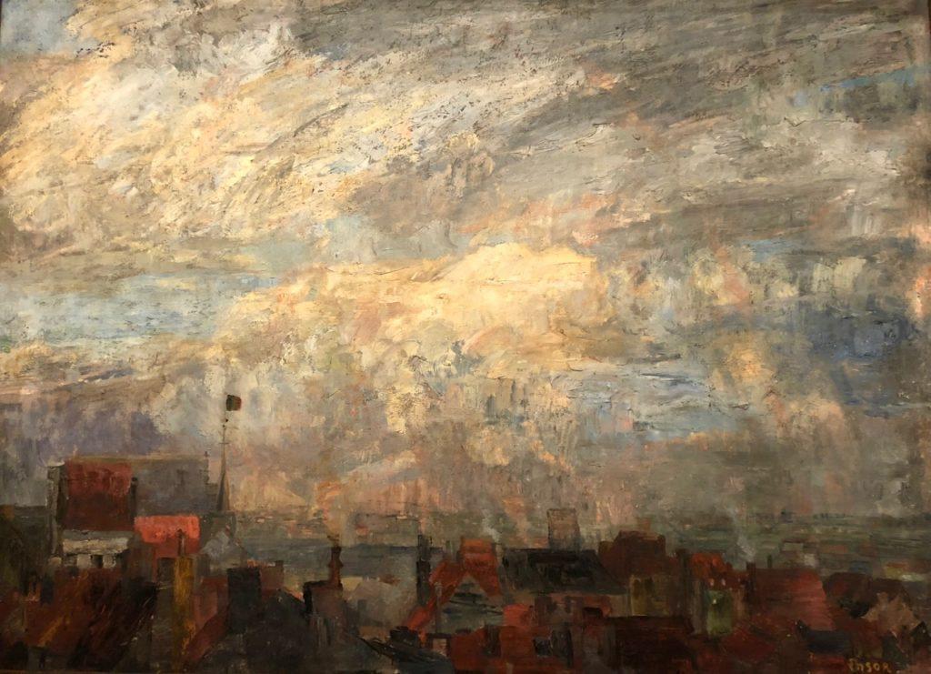 Ensor-Reves-de-nacre-Les-toits-d-Ostende