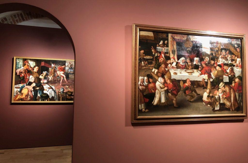 Cassel expo Brueghel deux tableaux