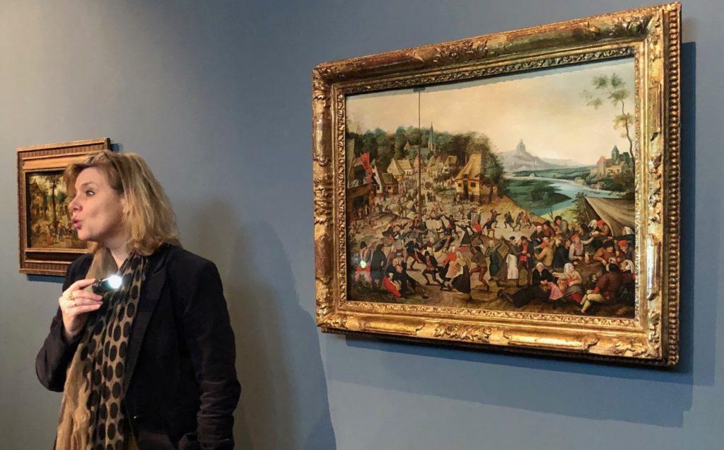 Cassel expo temps des Brueghel