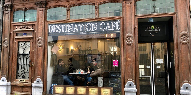 À Douai, deux endroits sympas où se poser pour un café ou un déjeuner