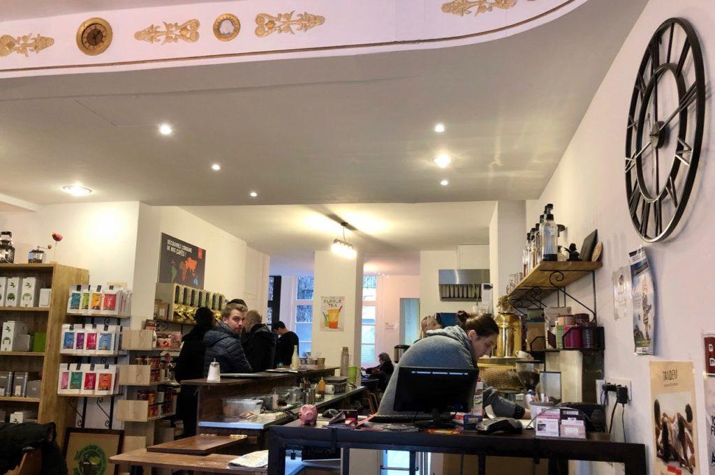 Destination Café Douai salle