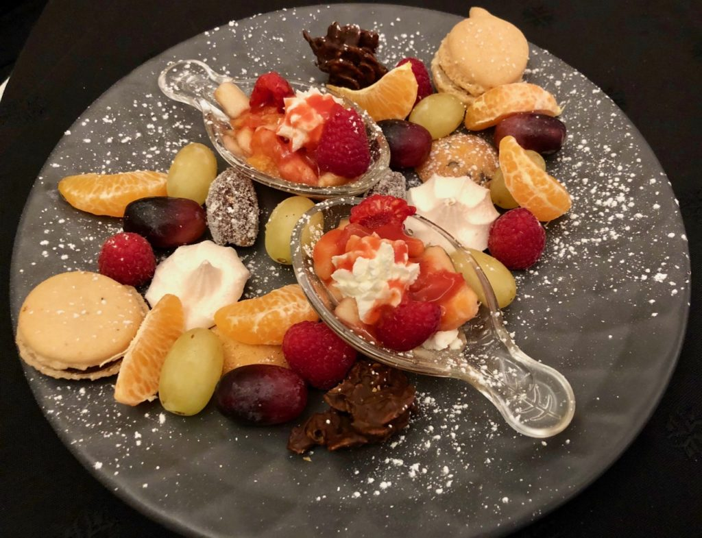Douai La Terrasse avant-dessert