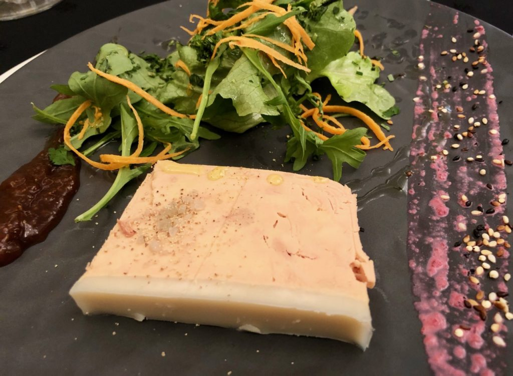 Douai La Terrasse foie gras