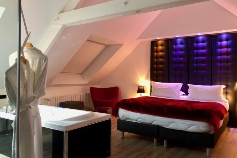 Douai La Terrasse suite Marcelline