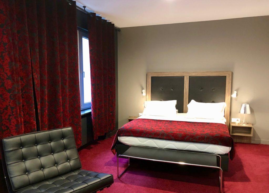 Douai hôtel La Terrasse chambre