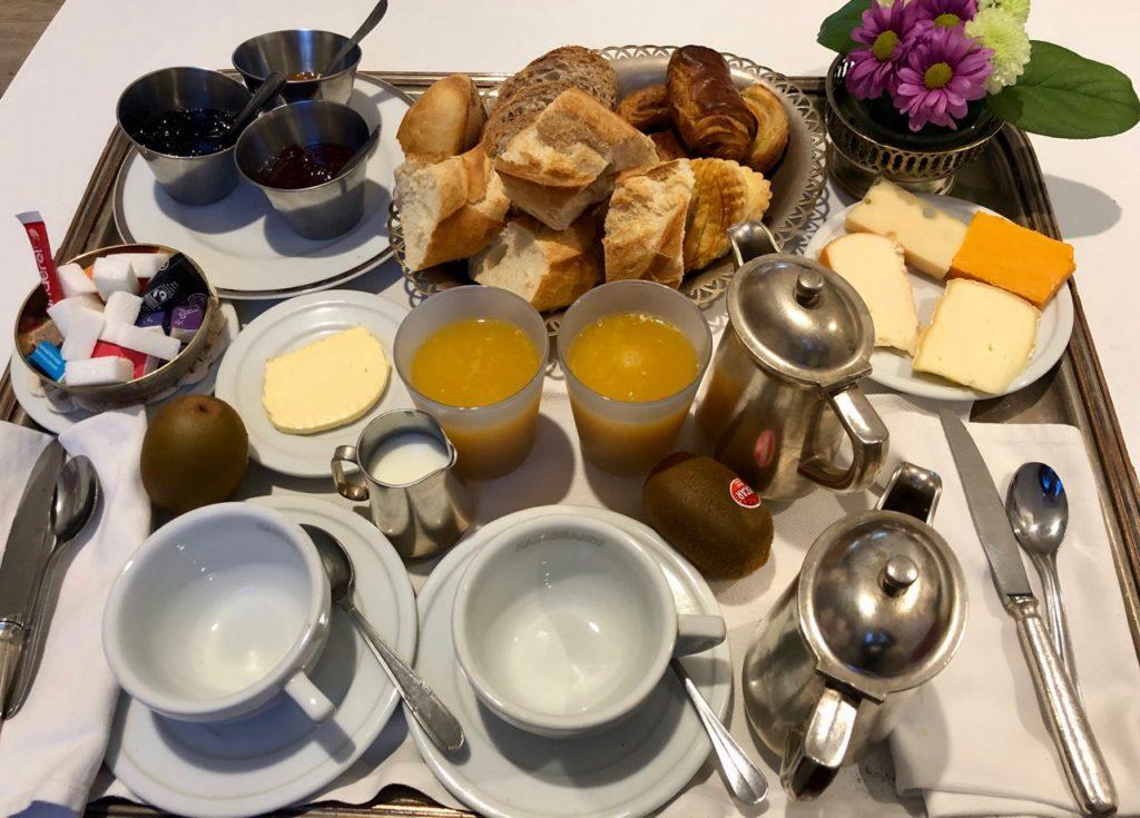 Douai La Terrasse petit déjeuner