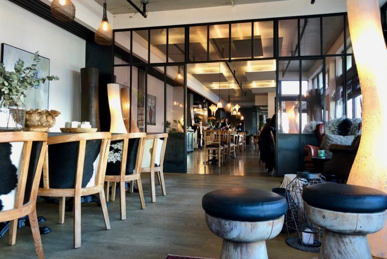 Islande Reykjavik hotel Eyja Guldsmeden bar