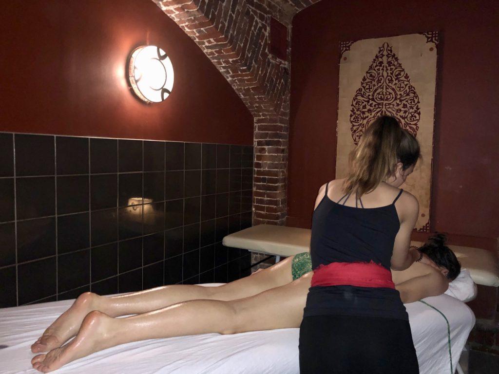 Lille hammam Zein massage