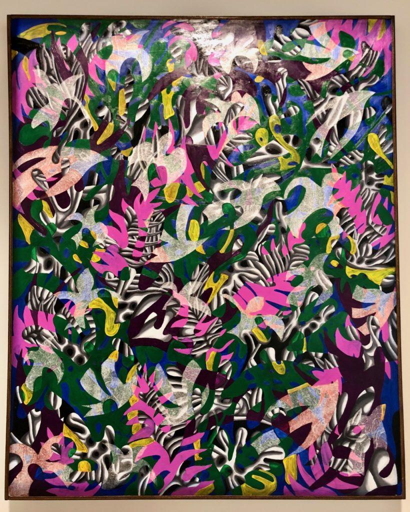 Musee Matisse - Antoine Watel Buisson aux oiseaux