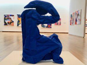 Musee Matisse - Elisa Masson Blue Work arriere