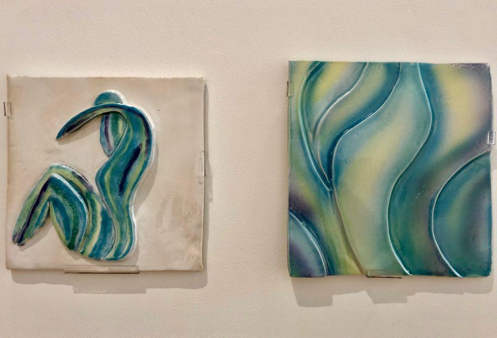 Musee Matisse - Myriam Landrieu Dyptique