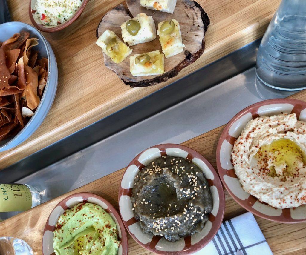 Etretat restaurant Bel Ami tapas
