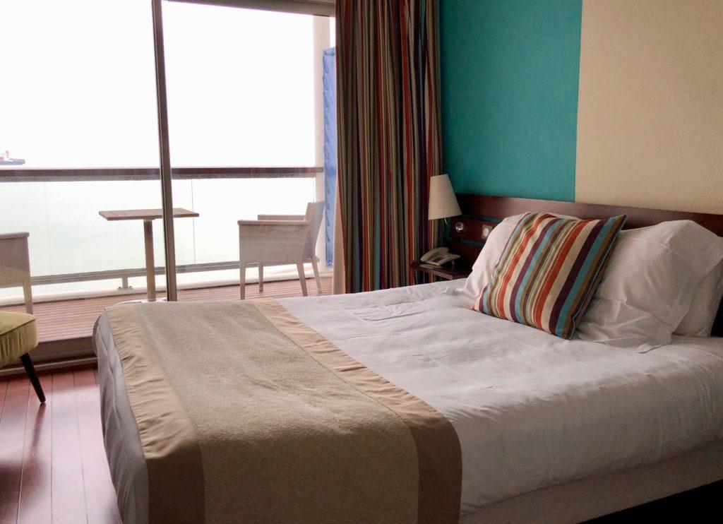 Le Havre Sainte-Adresse hotel Les Voiles-chambre