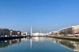 Le Havre bassin du commerce