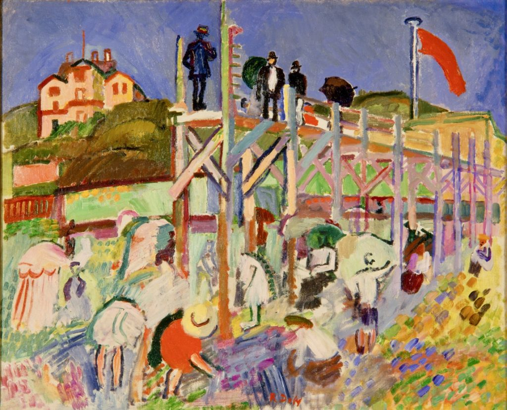 Le Havre expo Dufy