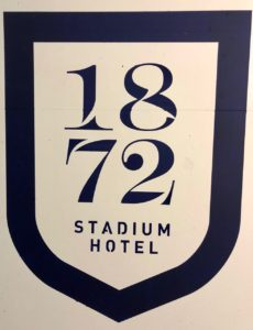 Le Havre hotel stade Oceane écusson