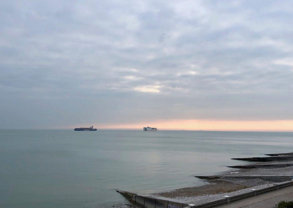 Le Havre vue mer