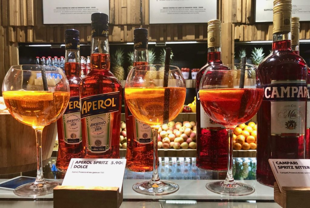Lille It Aperol Spritz