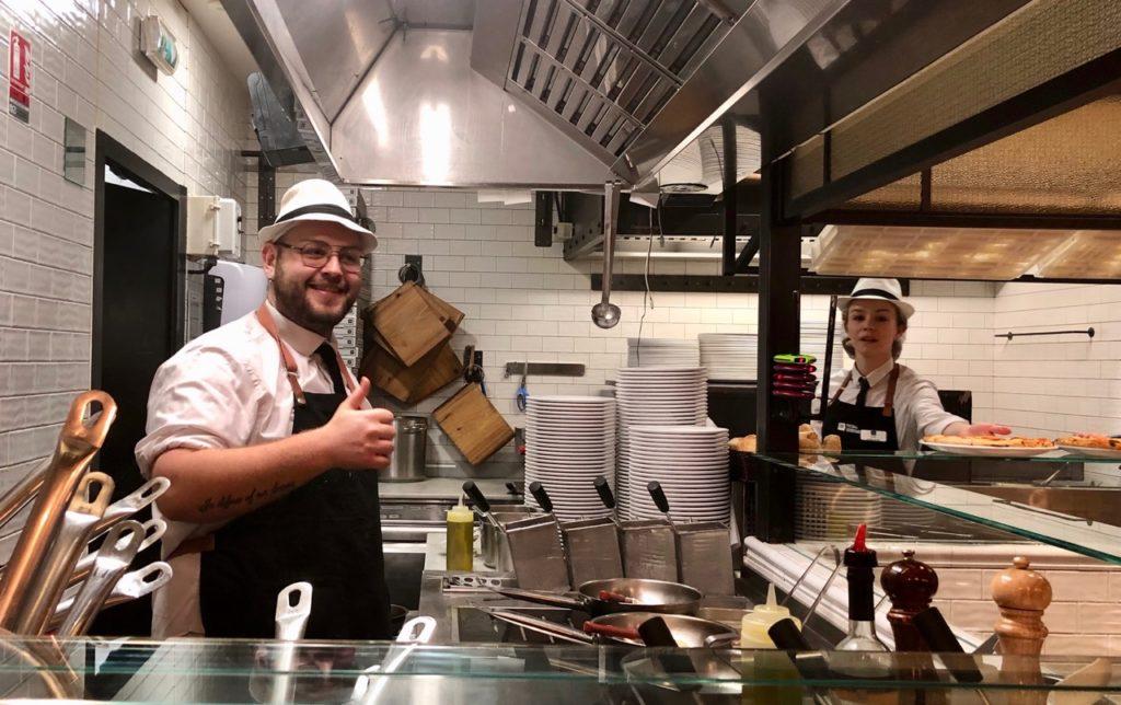 Lille It cuisine ouverte