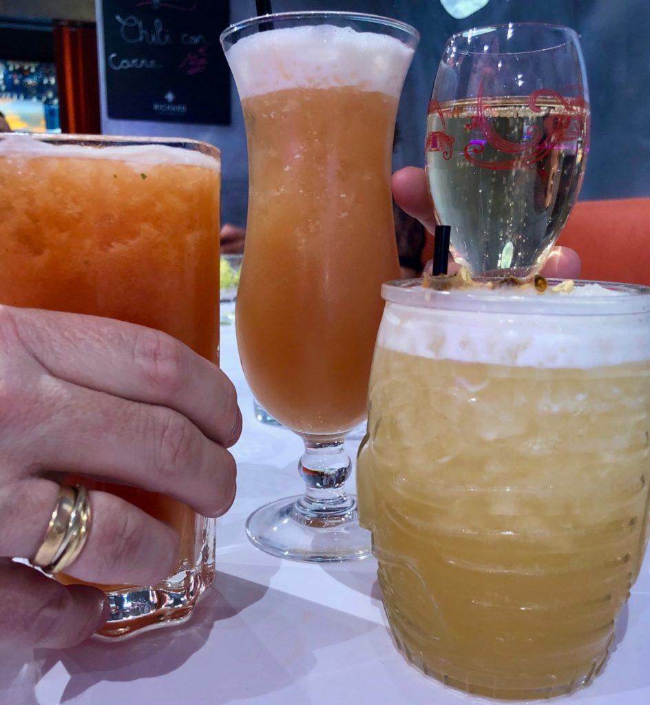 Lille Jet Lag cocktails