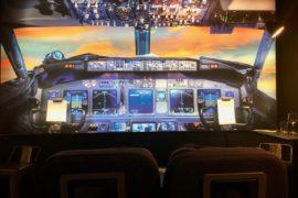 Lille Jet Lag cockpit