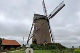 Moulin Steenmeulen Terdeghem extérieur