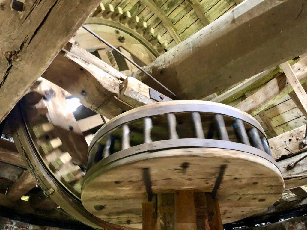 Moulin Steenmeulen Terdeghem mécanisme