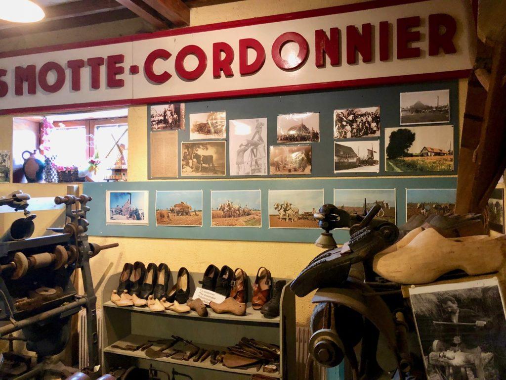 Moulin Steenmeulen Terdeghem musée cordonnerie