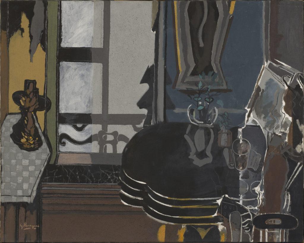 Rouen Beaux-Arts expo Braque
