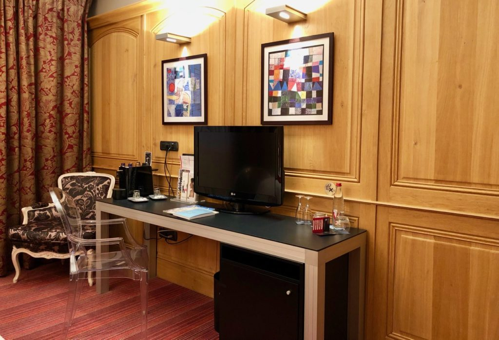 Rouen Bourgtheroulde chambre