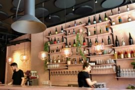 Bierbuik Lille comptoir