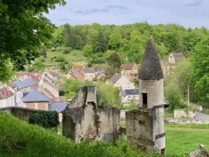 Chateau de Pierrefonds abords
