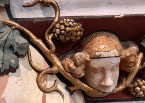 Chateau de Pierrefonds detail